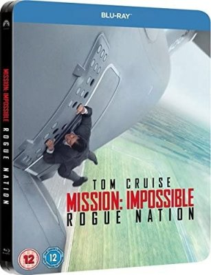Mission: Impossible 5 - Národ grázlů - Blu-ray Steelbook