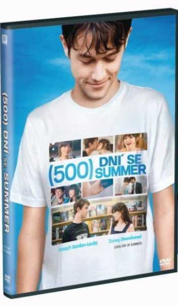 detail 500 dní se Summer - DVD
