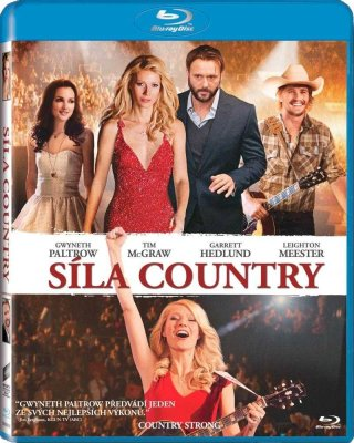 Síla country - Blu-ray