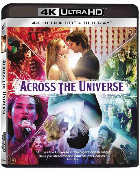 detail Across the Universe (4K Ultra HD) UHD Blu-ray
