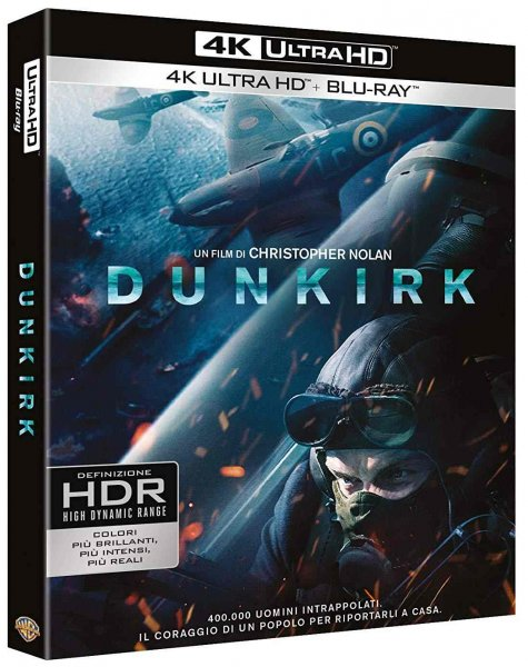 detail Dunkerk (4K Ultra HD) - UHD Blu-ray