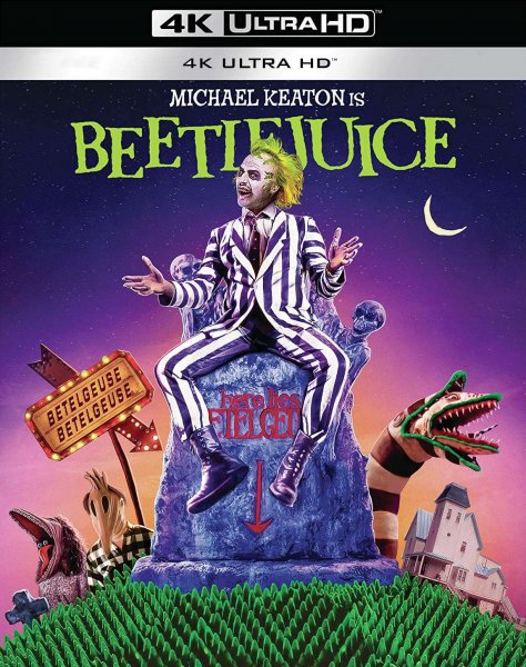 detail Beetlejuice (4K Ultra HD) - UHD Blu-ray