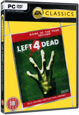 Left 4 Dead Game of the Year Edition - PC