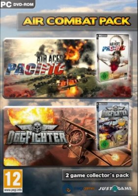 Air Aces Pacific + Dogfighter - PC (Air Combat Pack)