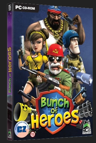 detail Bunch of Heroes - PC