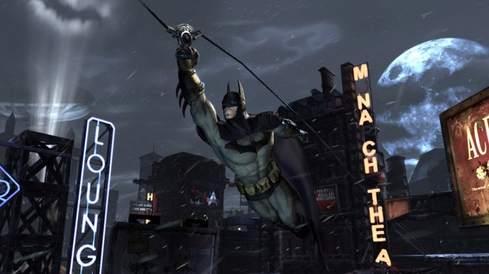 detail Batman: Arkham City - Game of the Year Edition - PC