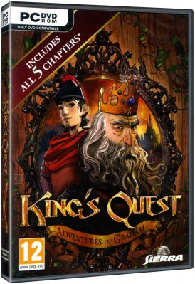 King'S Quest: Complete Collection - PC