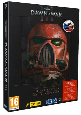 Warhammer 40,000: Dawn of War 3 (Limited Edition) PC