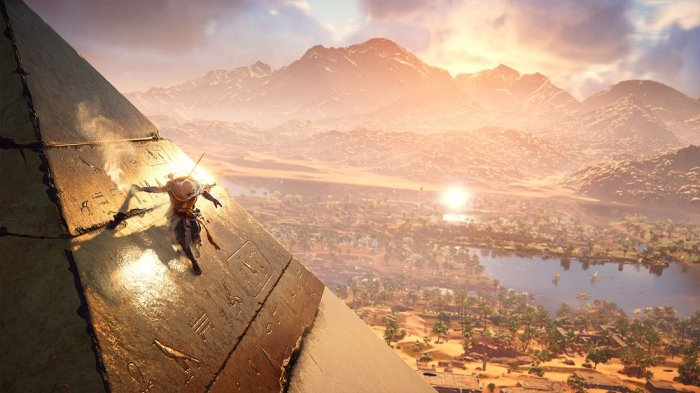 detail Assassin's Creed Origins - PC
