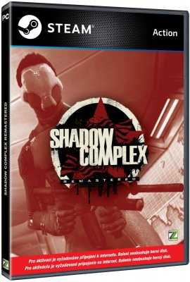 Shadow Complex Remastered - PC (Steam)