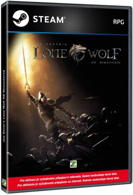 Joe Dever's Lone Wolf HD Remastered - PC (Steam)