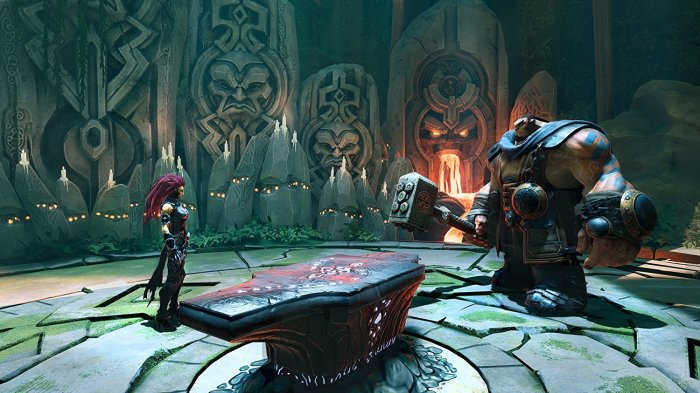 detail Darksiders III - PC