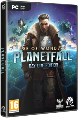Age of Wonders: Planetfall - PC