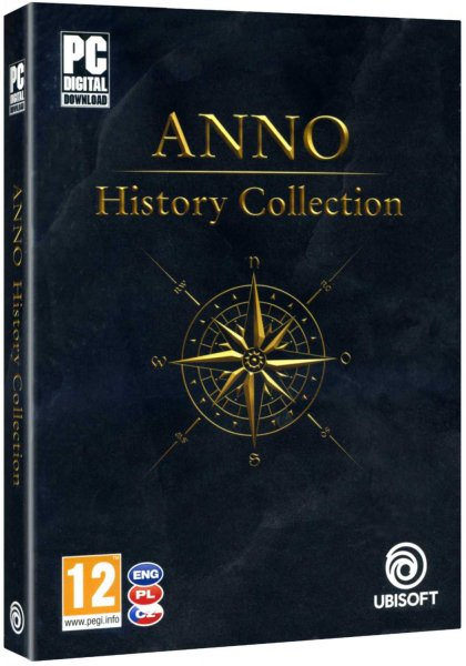 detail ANNO History Collection - PC