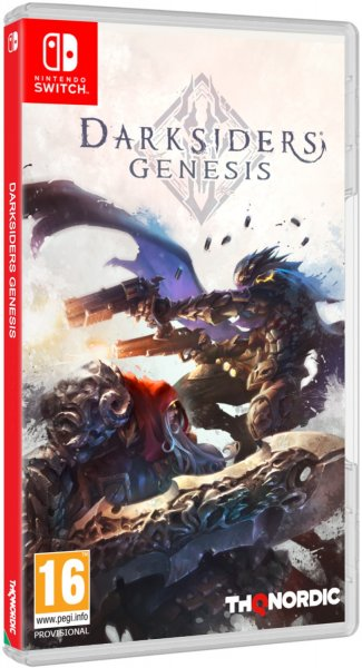 detail Darksiders Genesis - Switch
