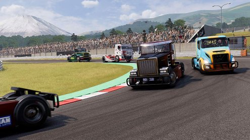 FIA European Truck Racing Championship pro Switch