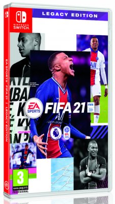 FIFA 21 (Legacy Edition) - Switch