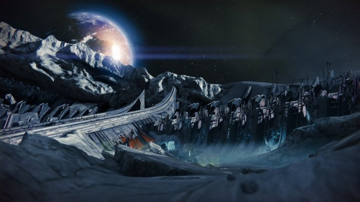 detail Destiny - PS3