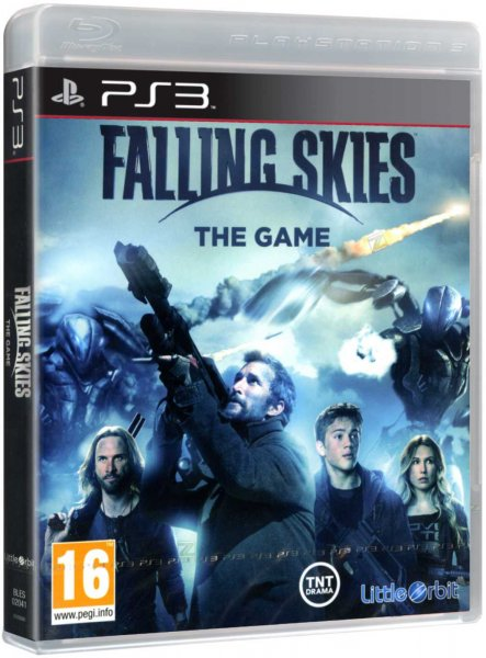 detail Falling Skies The Game - PS3