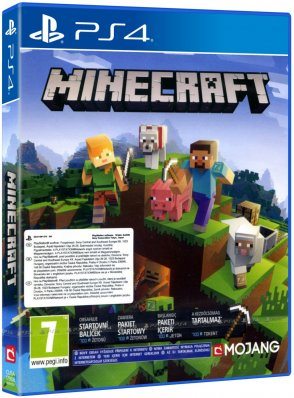 Minecraft (Bedrock Edition) - PS4