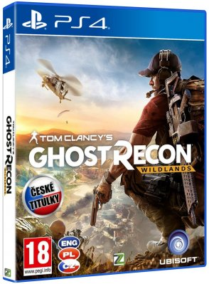 Tom Clancy'S Ghost Recon: Wildlands PS4