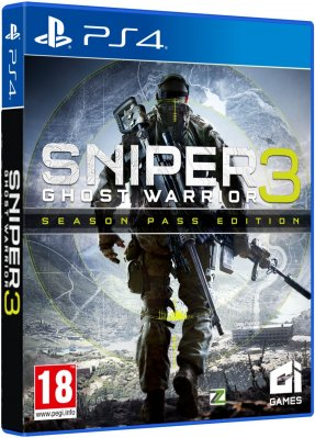 Sniper: Ghost Warrior 3 (Season Pass Edition) - PS4