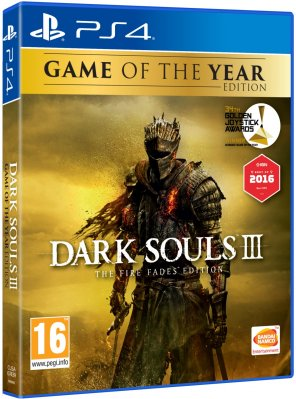 Dark Souls 3: The Fire Fades Edition (Goty) - PS4