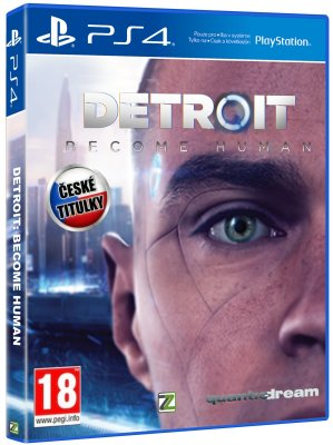 Detroit: Become Human CZ - PS4