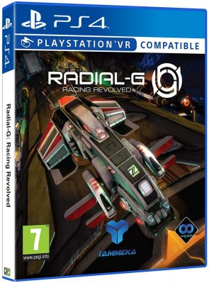 Radial-G Racing Revolved - PS4