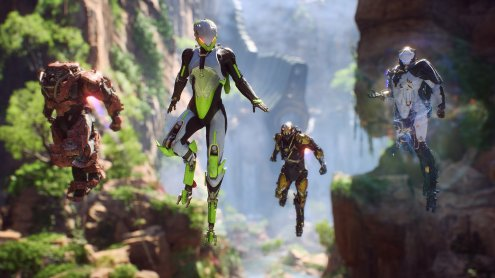 SONY PlayStation 4 - Anthem