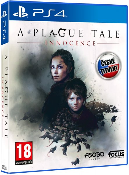 detail A Plague Tale: Innocence - PS4
