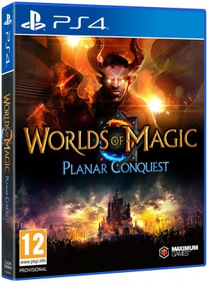 Worlds of Magic: Planar Conquest - PS4