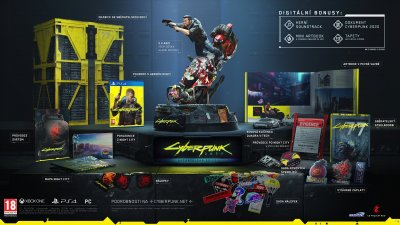 Cyberpunk 2077 Collector's Edition - PS4