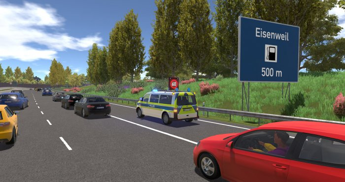 detail Autobahn Police Simulator 2 - PS4