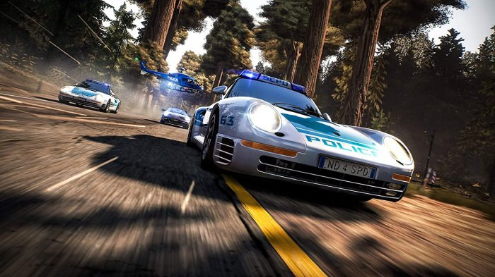 detail Need For Speed: Hot Pursuit Remastered - PS4