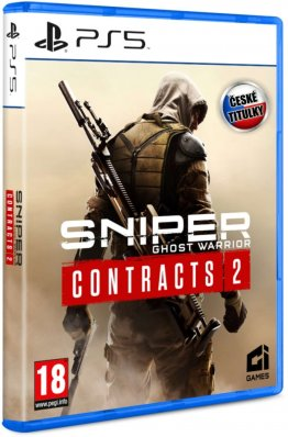 Sniper: Ghost Warrior Contracts 2 - PS5