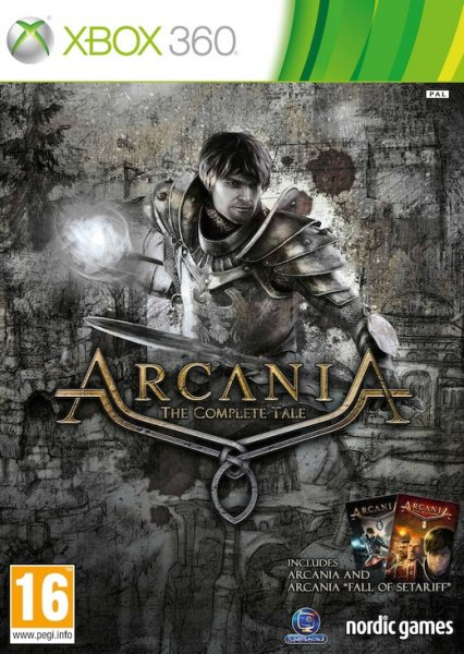 detail ARCANIA: THE COMPLETE TALE - X360