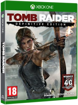 Tomb Raider - The Definitive Edition - Xbox One