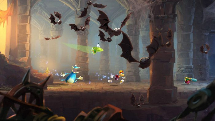 detail Rayman Legends - Xbox One