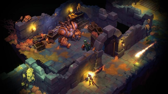detail Battle Chasers: Nightwar - Xbox One