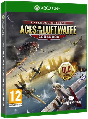 Aces of the Luftwaffe: Squadron Extended Edition - Xone