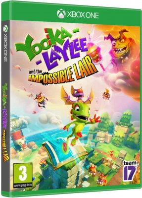 Yooka-Laylee and the Impossible Lair - Xbox One
