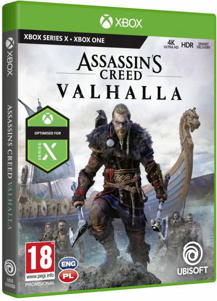 detail Assassin's Creed Valhalla - XOne/XSX